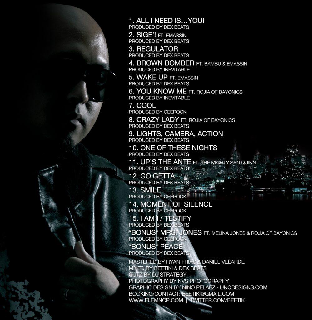 Beetiki---I-Am-I---inside-track-listing-artwork