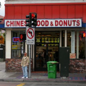 Chinese Food & Donuts