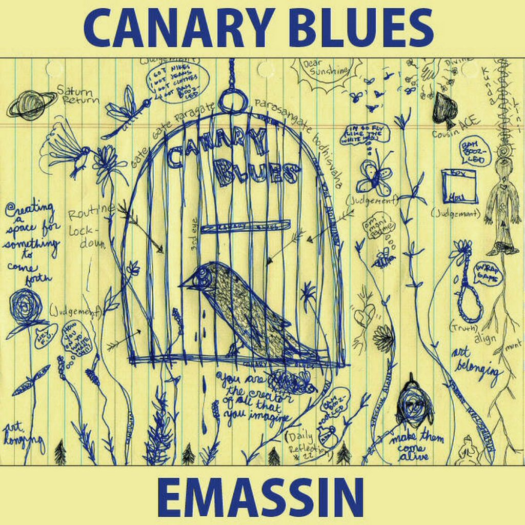 canary blues